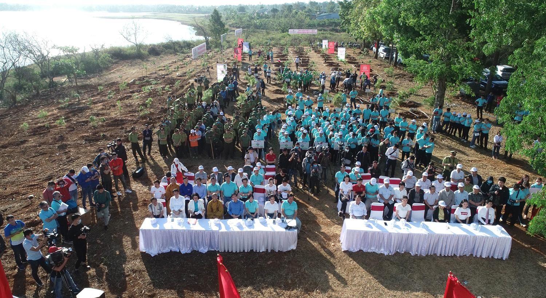Tiền Phong Marathon 2021 chung tay vì một Việt Nam xanh ảnh 2