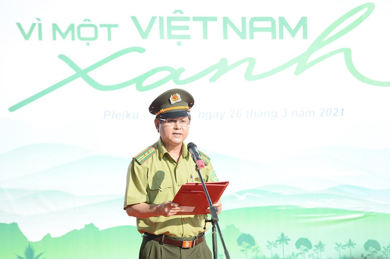 Tiền Phong Marathon 2021 chung tay vì một Việt Nam xanh ảnh 8
