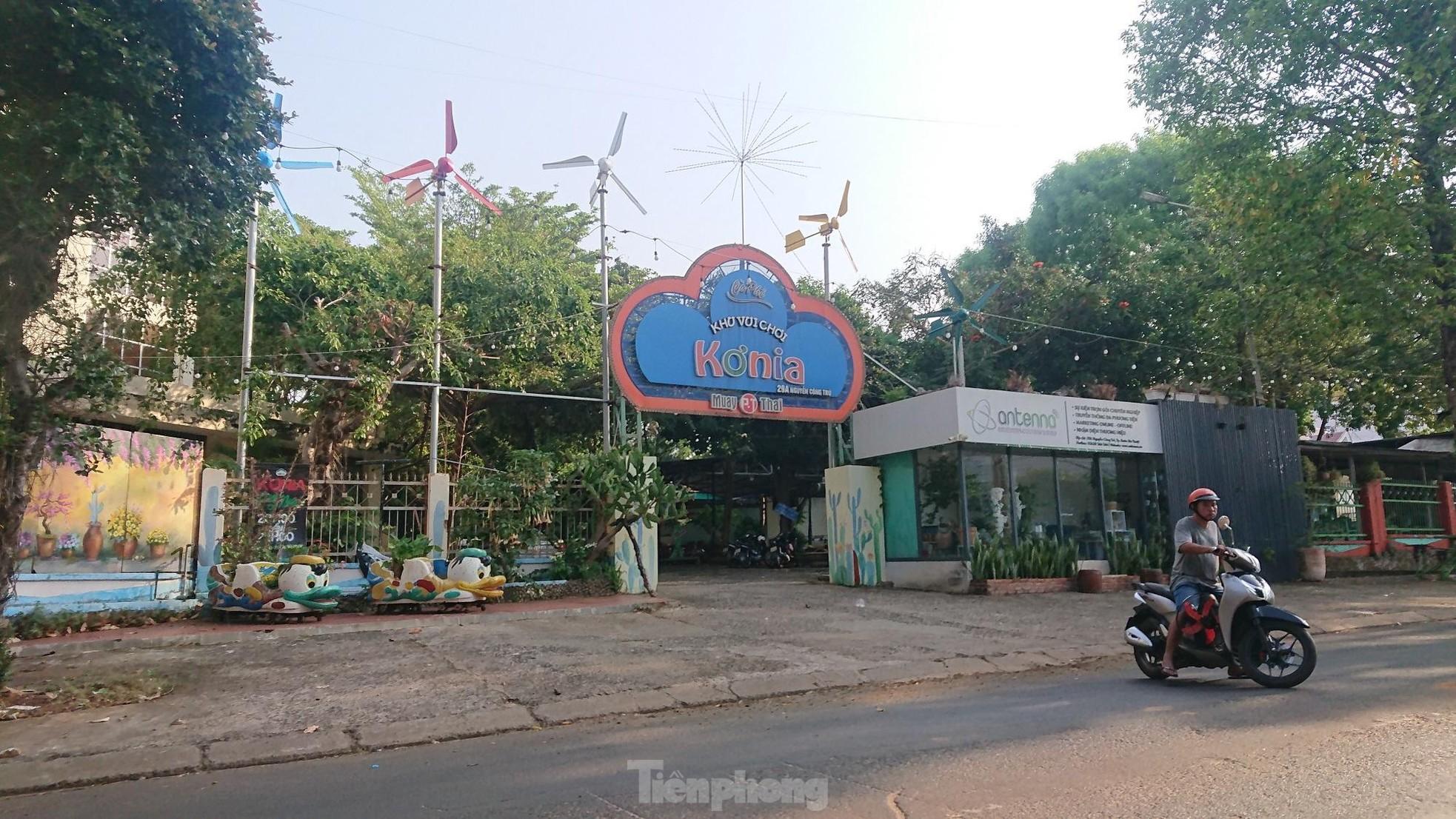 Cận cảnh hàng loạt đất công cho thuê trái phép ở Đắk Lắk ảnh 5