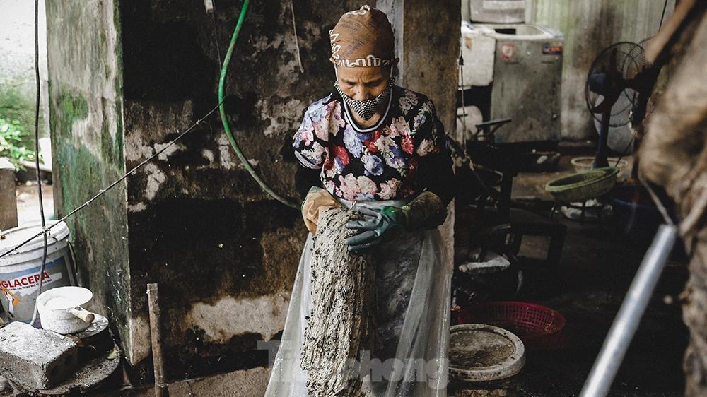 Làng tơ trăm tuổi trên đất Thành Nam ảnh 10