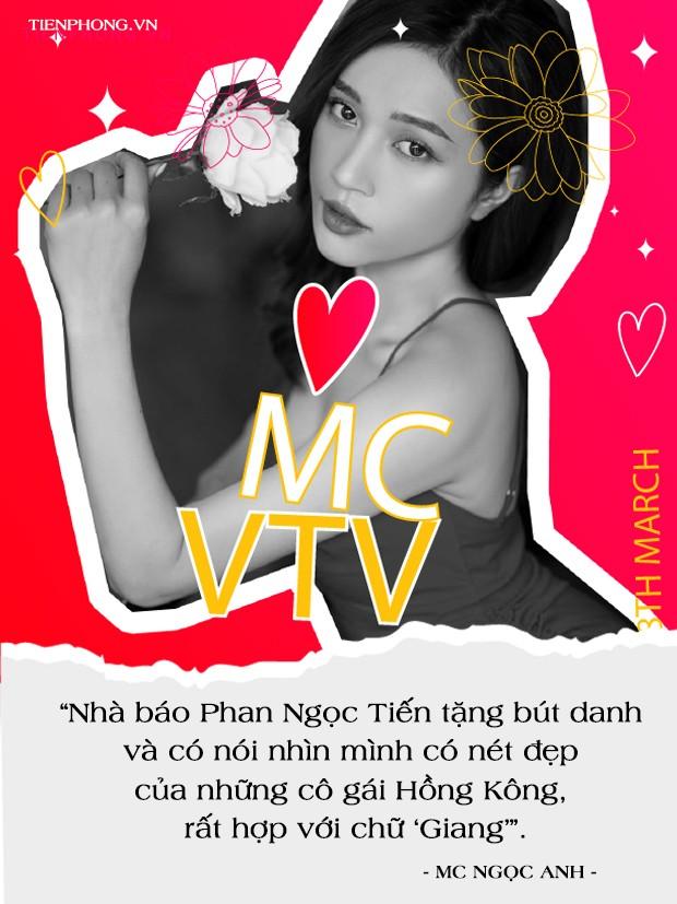 MC thể thao Ngọc Anh được tặng bút danh vì nhan sắc xinh đẹp tựa mỹ nhân Hồng Kông ảnh 2