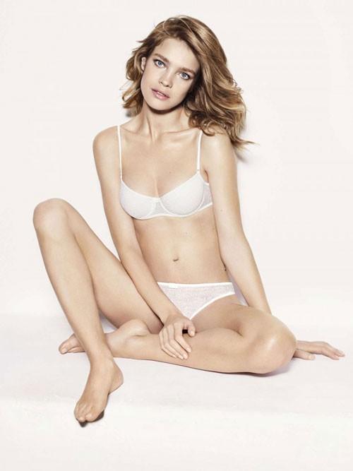 Dáng ngọc ngà của siêu mẫu Nga Natalia Vodianova ảnh 6