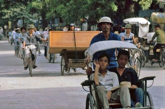 Hình ảnh độc về Hà Nội năm 1991 qua ống kính người Đức ảnh 11