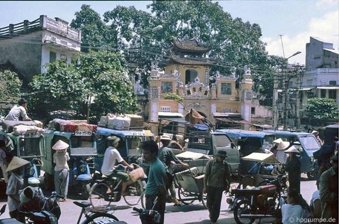 Hình ảnh độc về Hà Nội năm 1991 qua ống kính người Đức ảnh 12