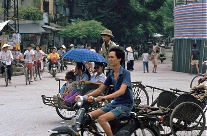 Hình ảnh độc về Hà Nội năm 1991 qua ống kính người Đức ảnh 3