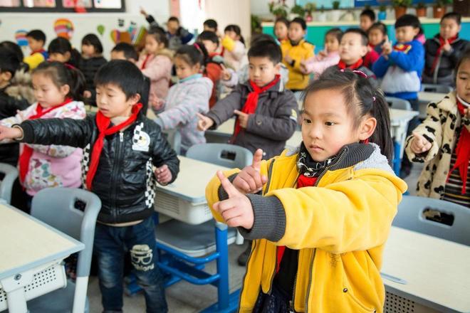 Sáng kiến chống cận thị ở tiểu học Trung Quốc ảnh 2