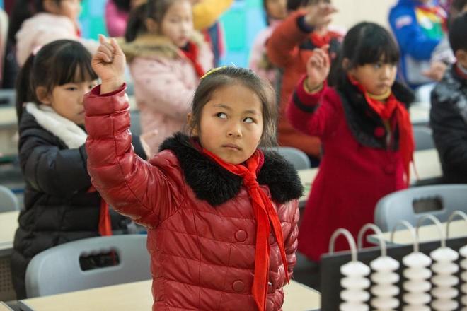 Sáng kiến chống cận thị ở tiểu học Trung Quốc ảnh 3