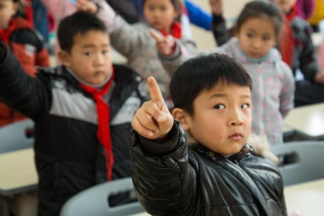 Sáng kiến chống cận thị ở tiểu học Trung Quốc ảnh 5