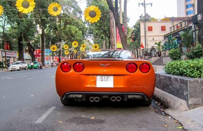 Sức mạnh dàn xe thể thao hiếm xếp hàng trên phố Sài Gòn ảnh 6