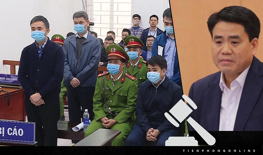 Cựu Chủ tịch Hà Nội Nguyễn Đức Chung giữ vai trò gì trong 2 vụ án? ảnh 4