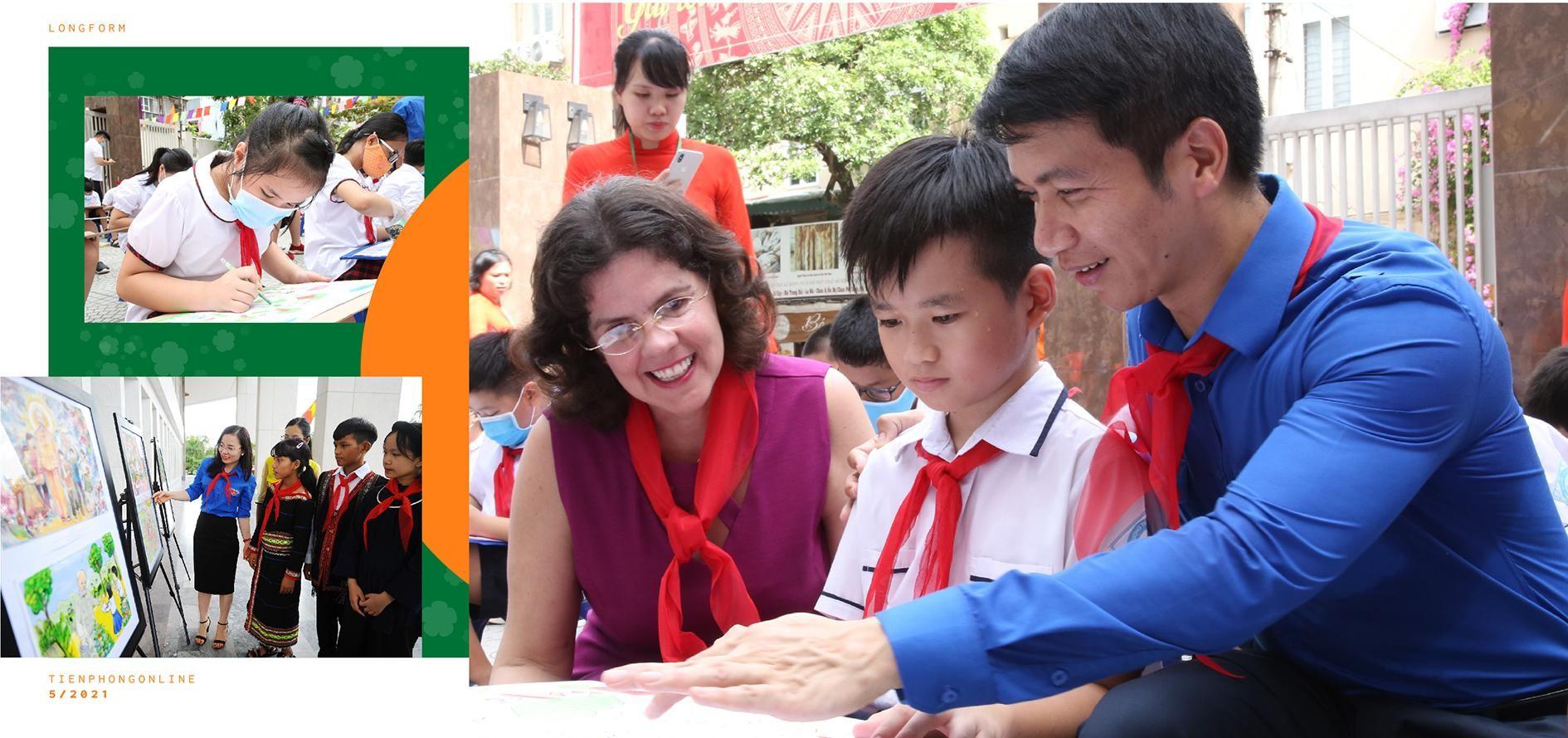 Đội TNTP Hồ Chí Minh – 80 mùa hoa lớn lên cùng đất nước ảnh 5