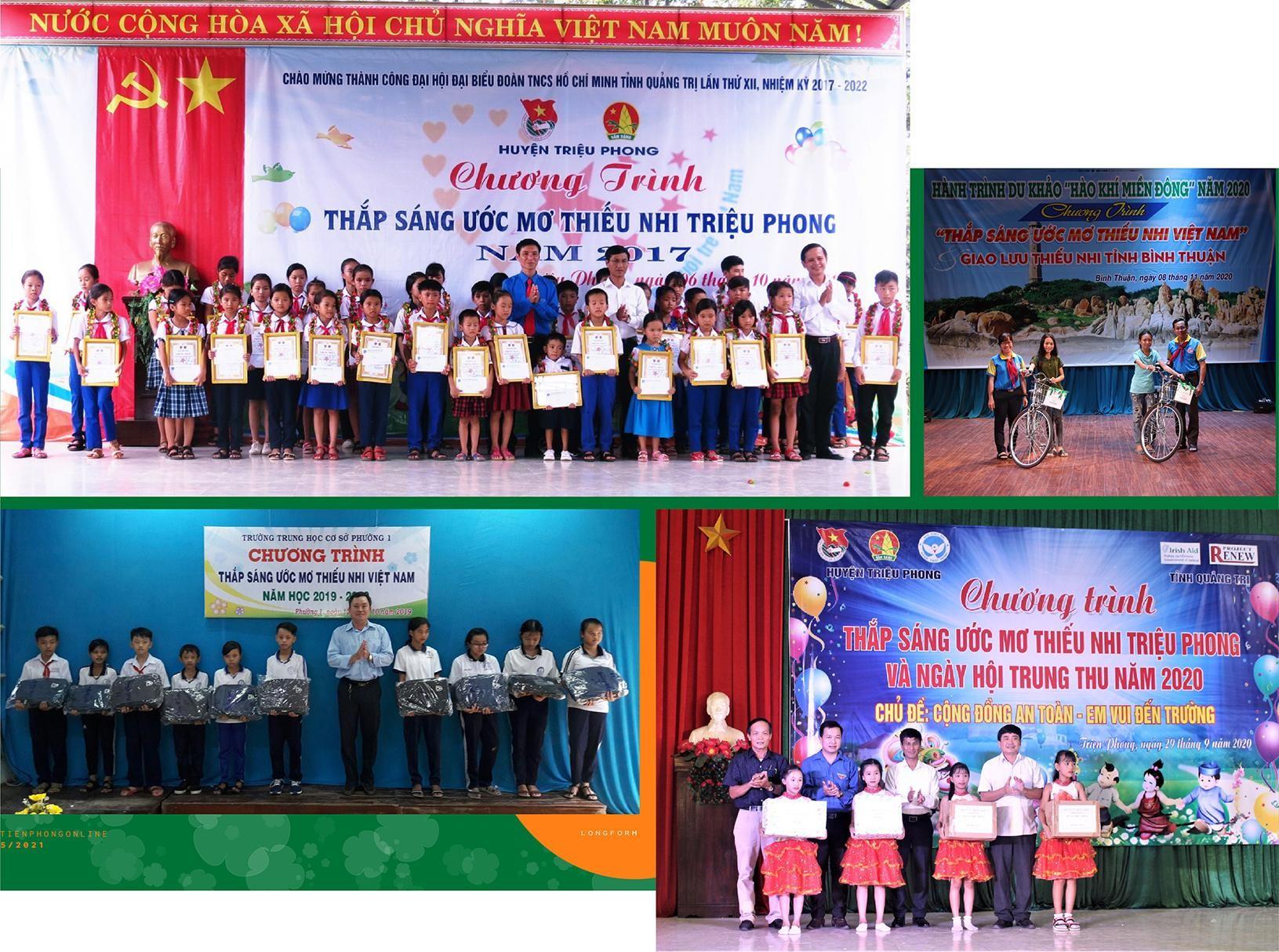 Đội TNTP Hồ Chí Minh – 80 mùa hoa lớn lên cùng đất nước ảnh 12