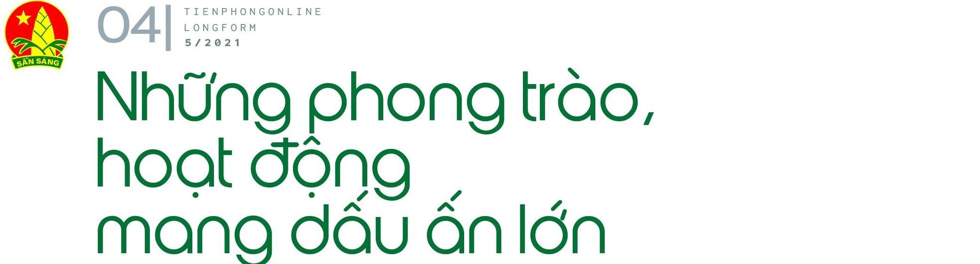 Đội TNTP Hồ Chí Minh – 80 mùa hoa lớn lên cùng đất nước ảnh 11