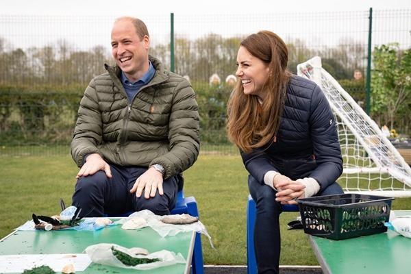 William & Kate: 10 bức ảnh chứng minh một thập kỷ tình yêu vẫn nguyên vẹn như ban đầu ảnh 12