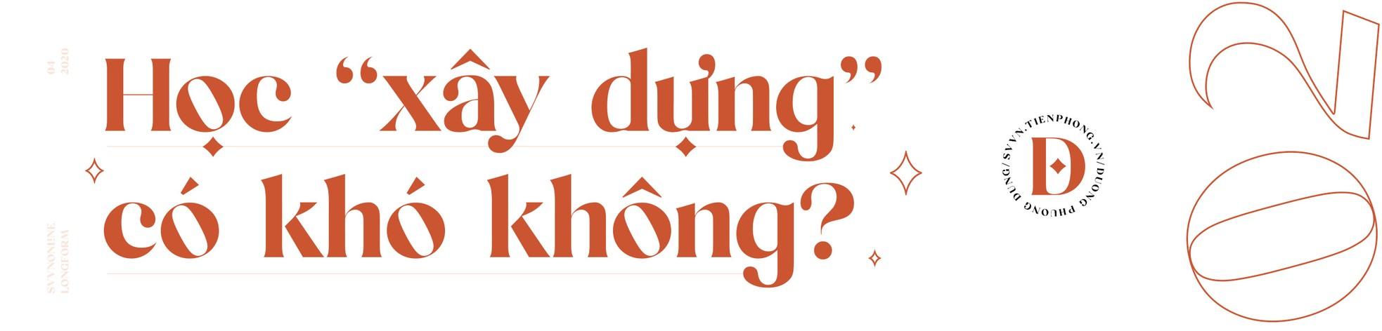 """Dương Phương Dung - """"Cô gái hay cười"""" ở trường Xây dựng ảnh 5"""