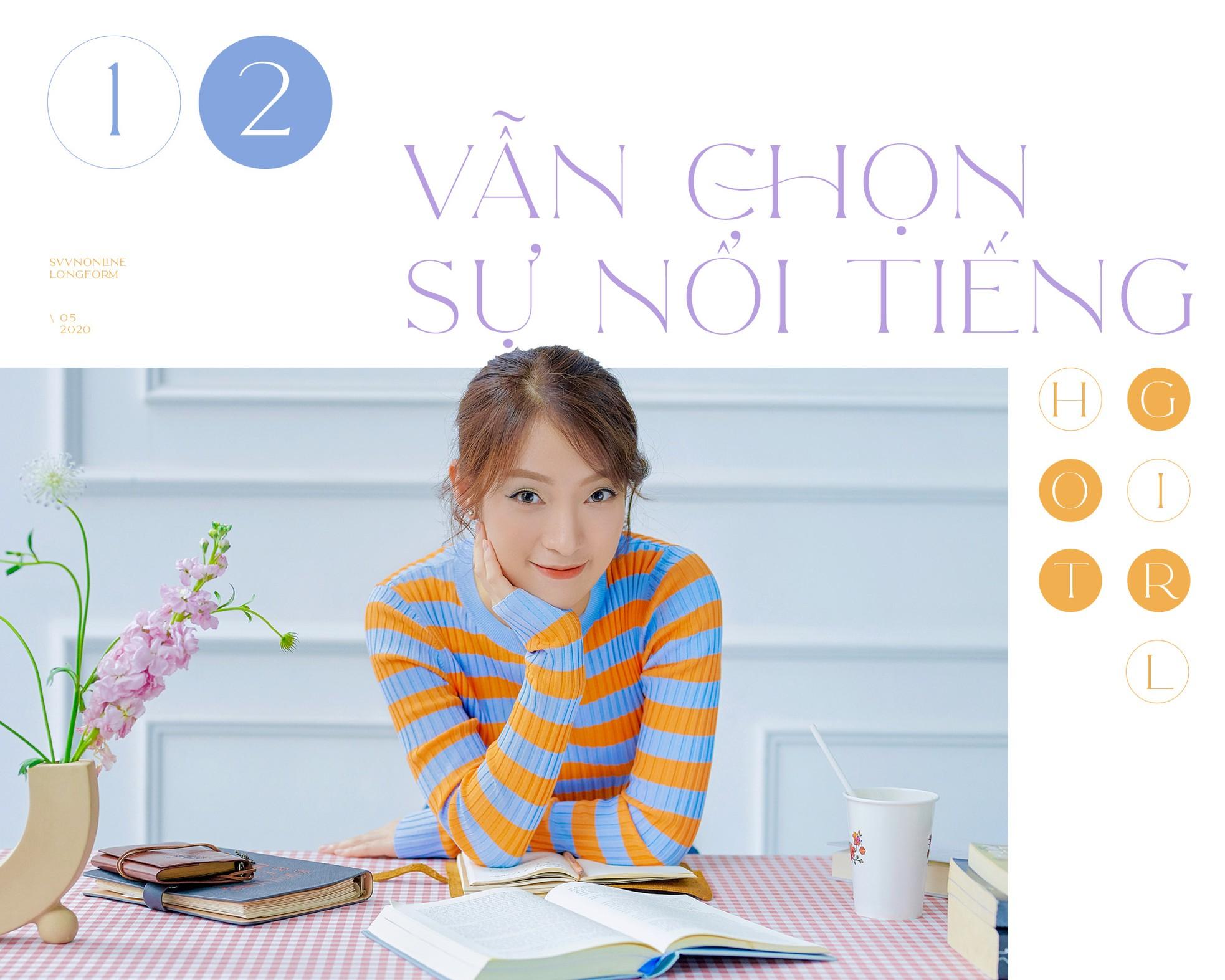 Hotgirl Khánh Vy: Tiếng Anh mang đến cho tôi rất nhiều cơ hội lớn ảnh 4