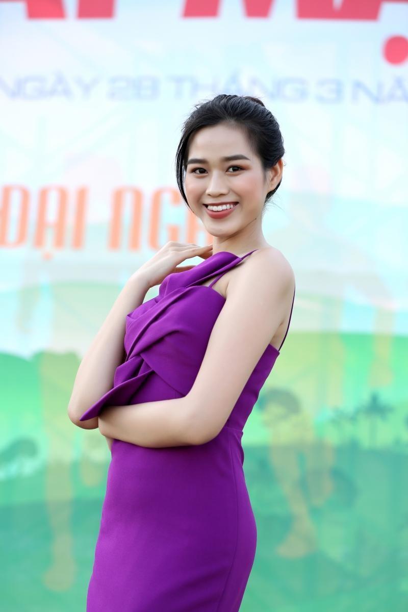 Hoa hậu Đỗ Thị Hà và Á hậu Phương Anh khoe sắc giữa núi rừng Tây Nguyên ảnh 2
