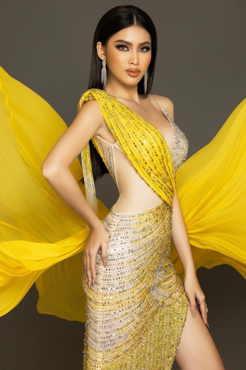 Á hậu Ngọc Thảo gây tiếc nuối khi dừng chân ở Top 20 Miss Grand International 2020 ảnh 1