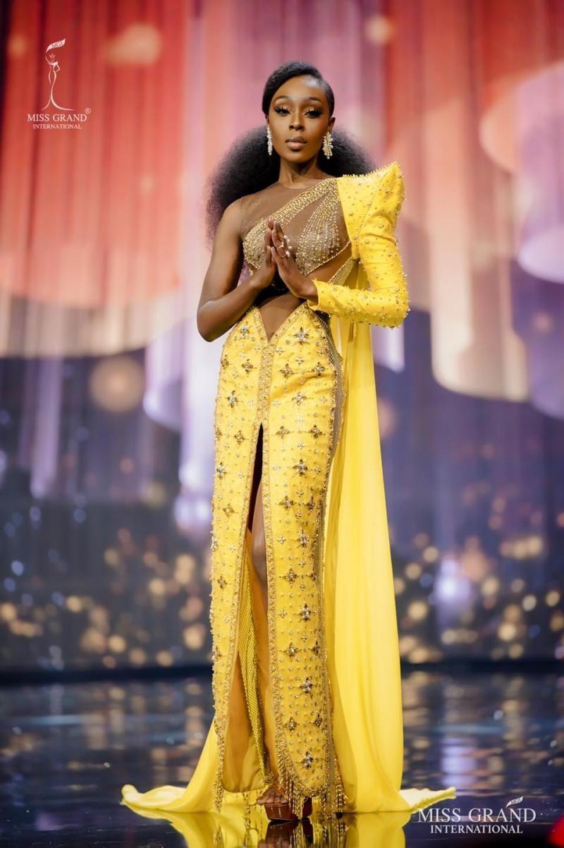 Ngắm nhan sắc Evelyn, thí sinh vượt qua Ngọc Thảo đoạt vương miện Miss Grand International ảnh 12