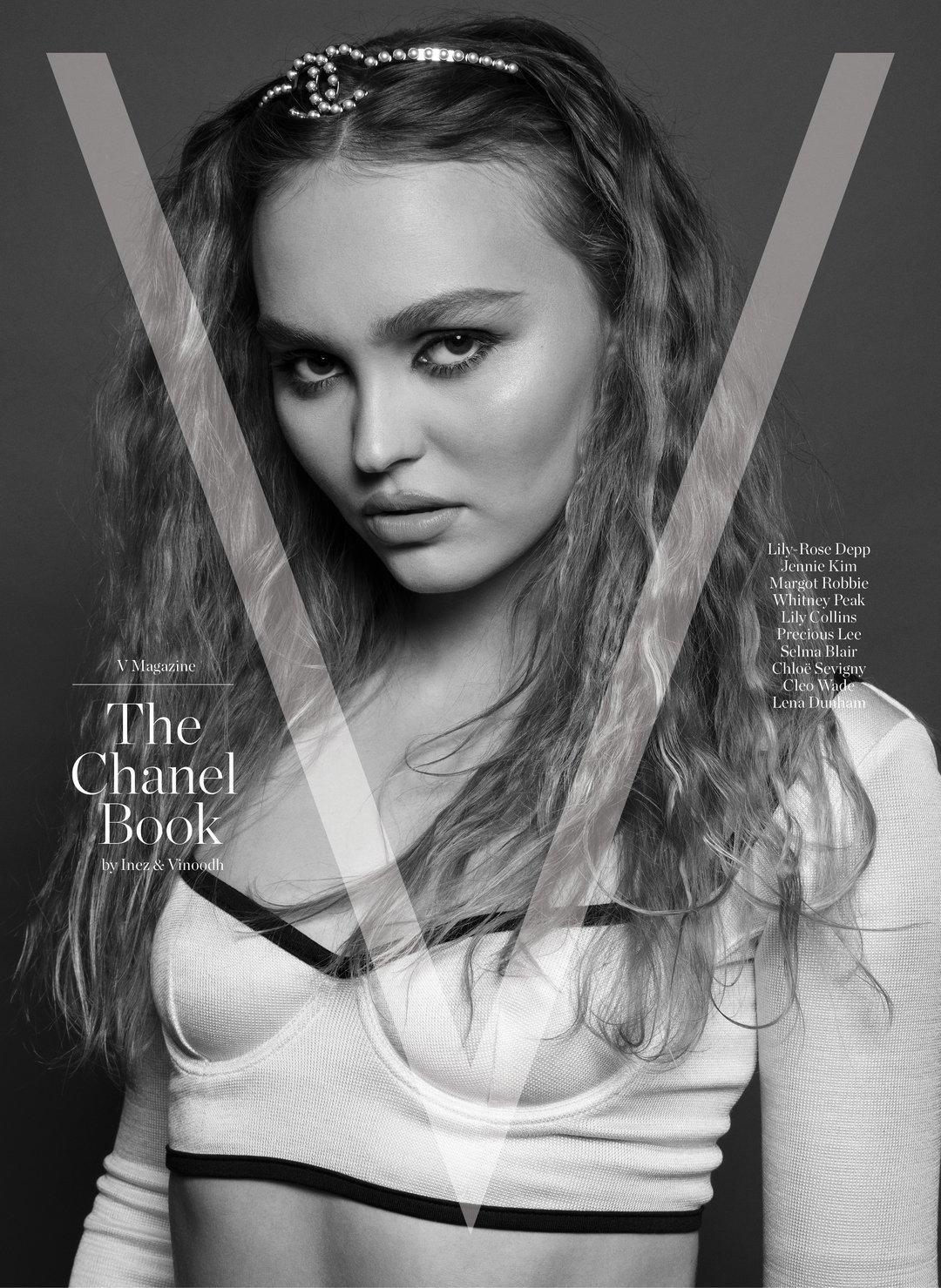 """Vì sao giữa một """"rừng"""" đại sứ, Chanel chọn Jennie (BLACKPINK) làm bìa cho The Chanel Book? ảnh 1"""
