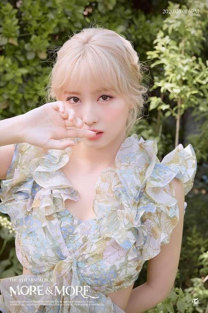 Ngọc Trinh xinh như công chúa, nhưng lại khiến liên tưởng đến Momo TWICE và Rosé BLACKPINK ảnh 4