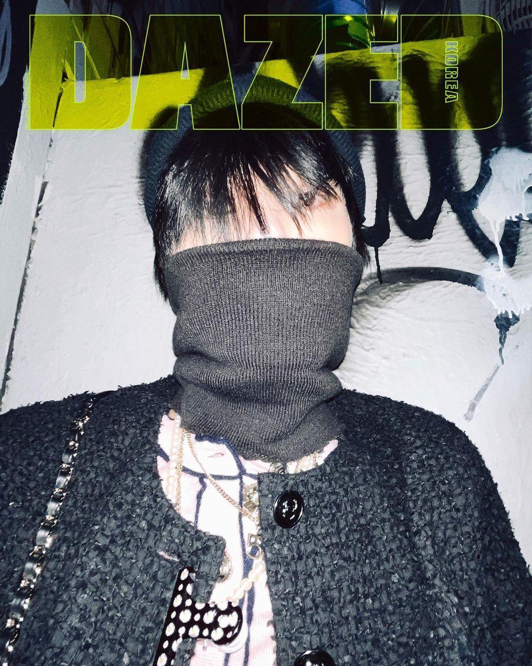 """Xứng danh """"Ông hoàng K-Pop"""", G-Dragon lên bìa tạp chí với 8 phiên bản và phủ kín 58 trang ảnh 7"""