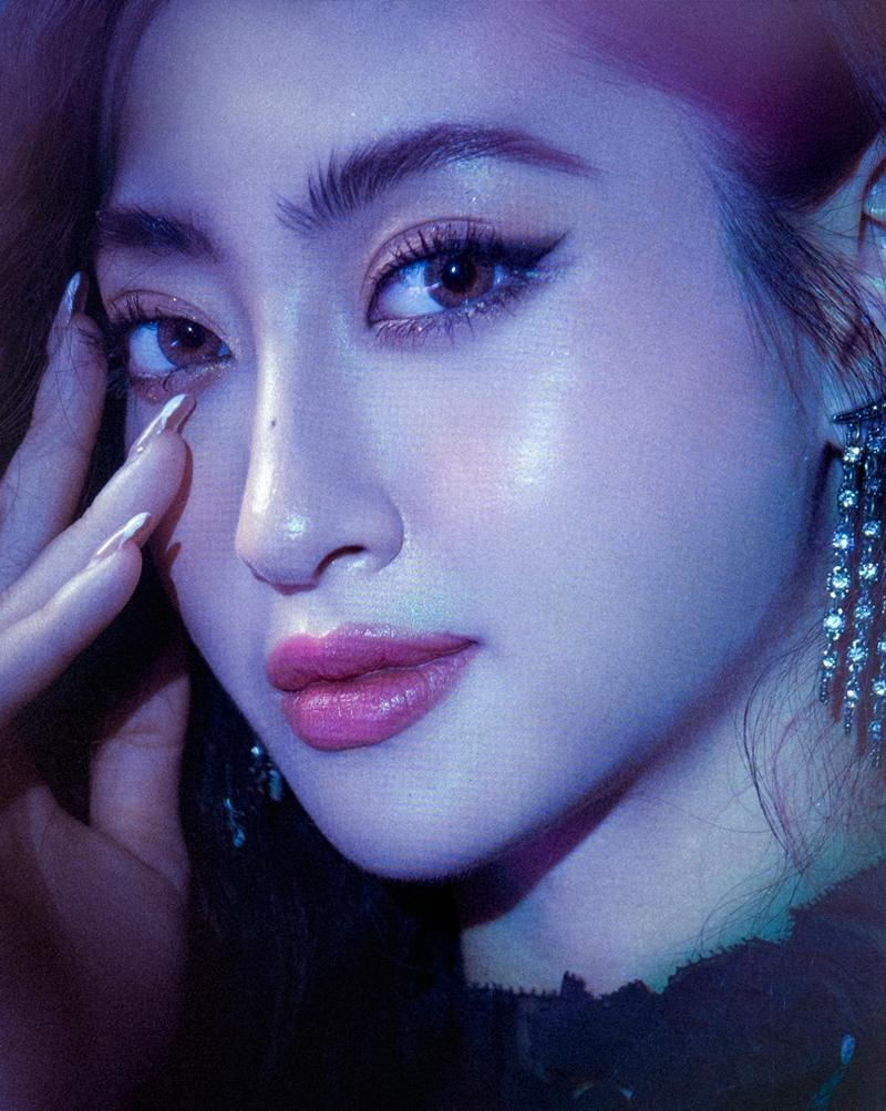 Ngắm diện mạo đẹp như tranh vẽ của đương kim Miss World Vietnam Lương Thùy Linh ảnh 4