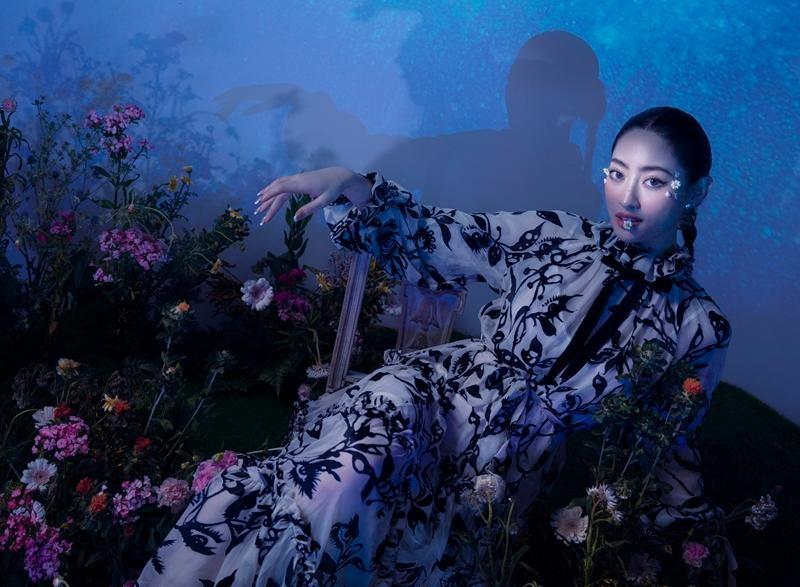 Ngắm diện mạo đẹp như tranh vẽ của đương kim Miss World Vietnam Lương Thùy Linh ảnh 3