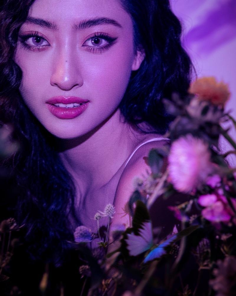Ngắm diện mạo đẹp như tranh vẽ của đương kim Miss World Vietnam Lương Thùy Linh ảnh 7