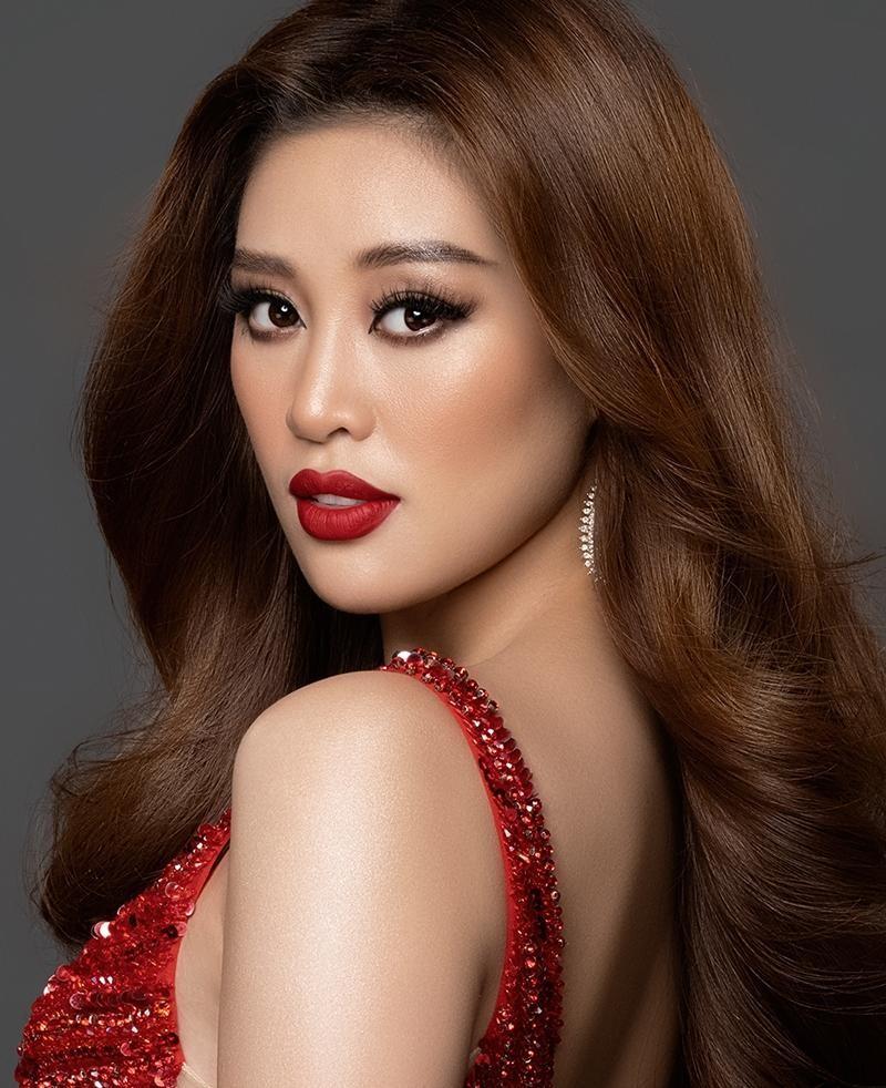 Hoa hậu Khánh Vân xuất hiện trên app Miss Universe, netizen Việt giờ đã có thể vào vote ảnh 5