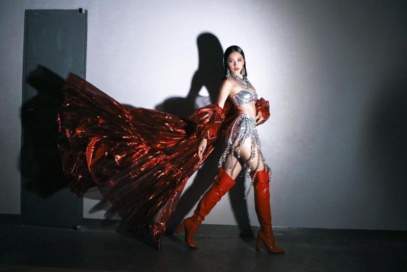 Hoa hậu Tiểu Vy tiết lộ thời gian tập gym hằng ngày, bảo sao body đẹp như siêu mẫu thế này ảnh 6