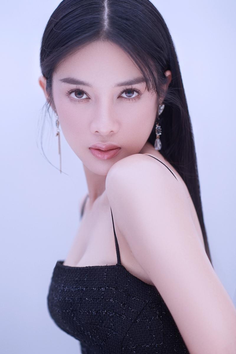 """Ngắm """"nàng Kiều"""" Mỹ Duyên, cô gái có sắc vóc không thua bất kỳ mỹ nhân nào ở showbiz Việt ảnh 8"""