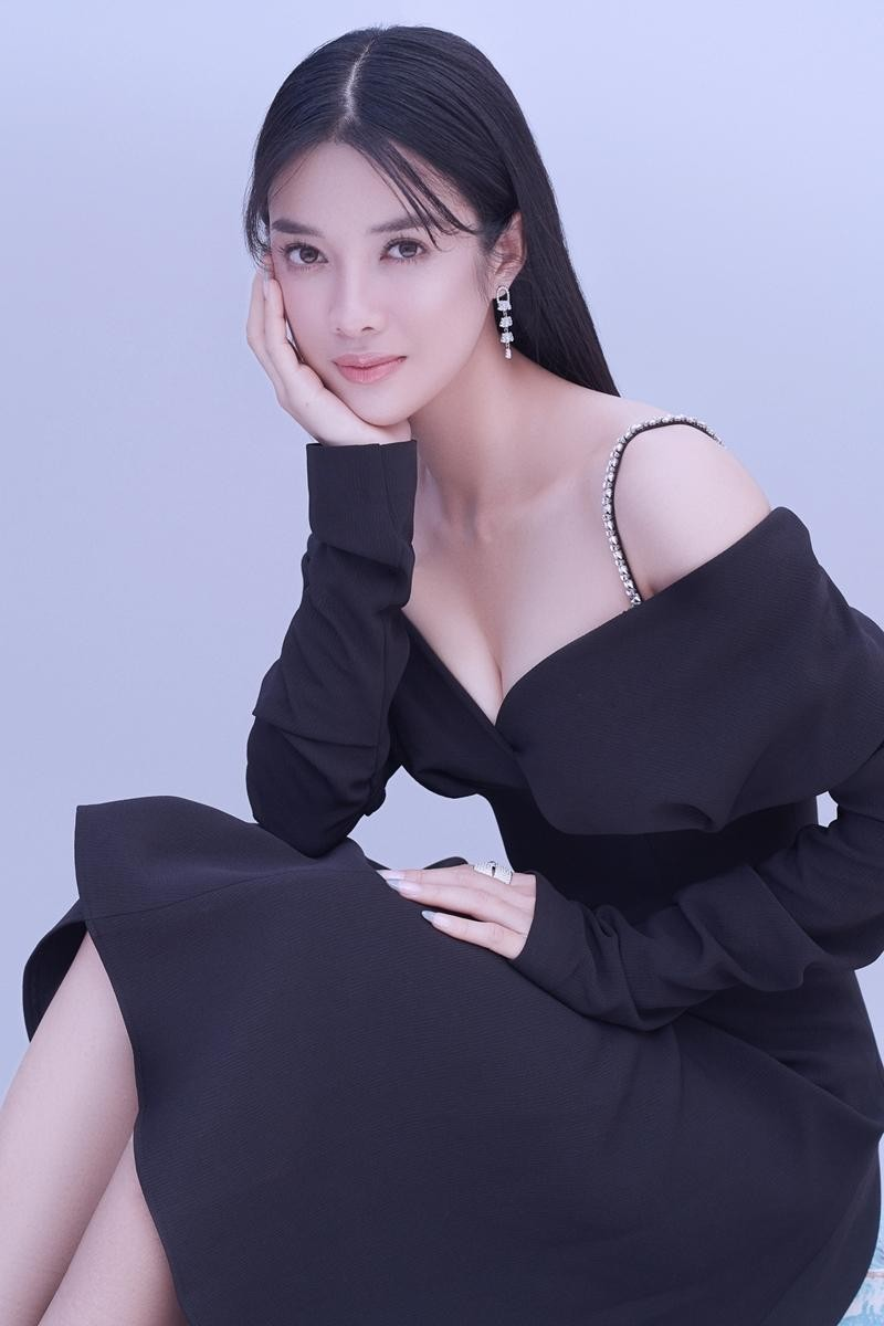 """Ngắm """"nàng Kiều"""" Mỹ Duyên, cô gái có sắc vóc không thua bất kỳ mỹ nhân nào ở showbiz Việt ảnh 5"""