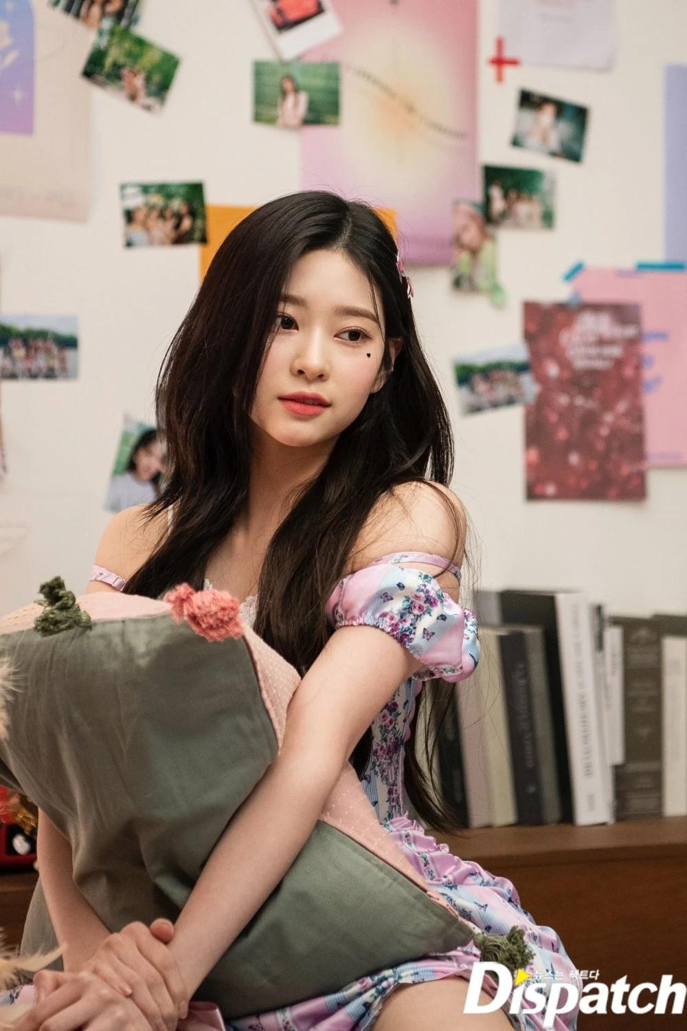 IZ*ONE gây tiếc nuối với loạt ảnh xinh như công chúa dành tặng fan trước khi tan rã ảnh 9