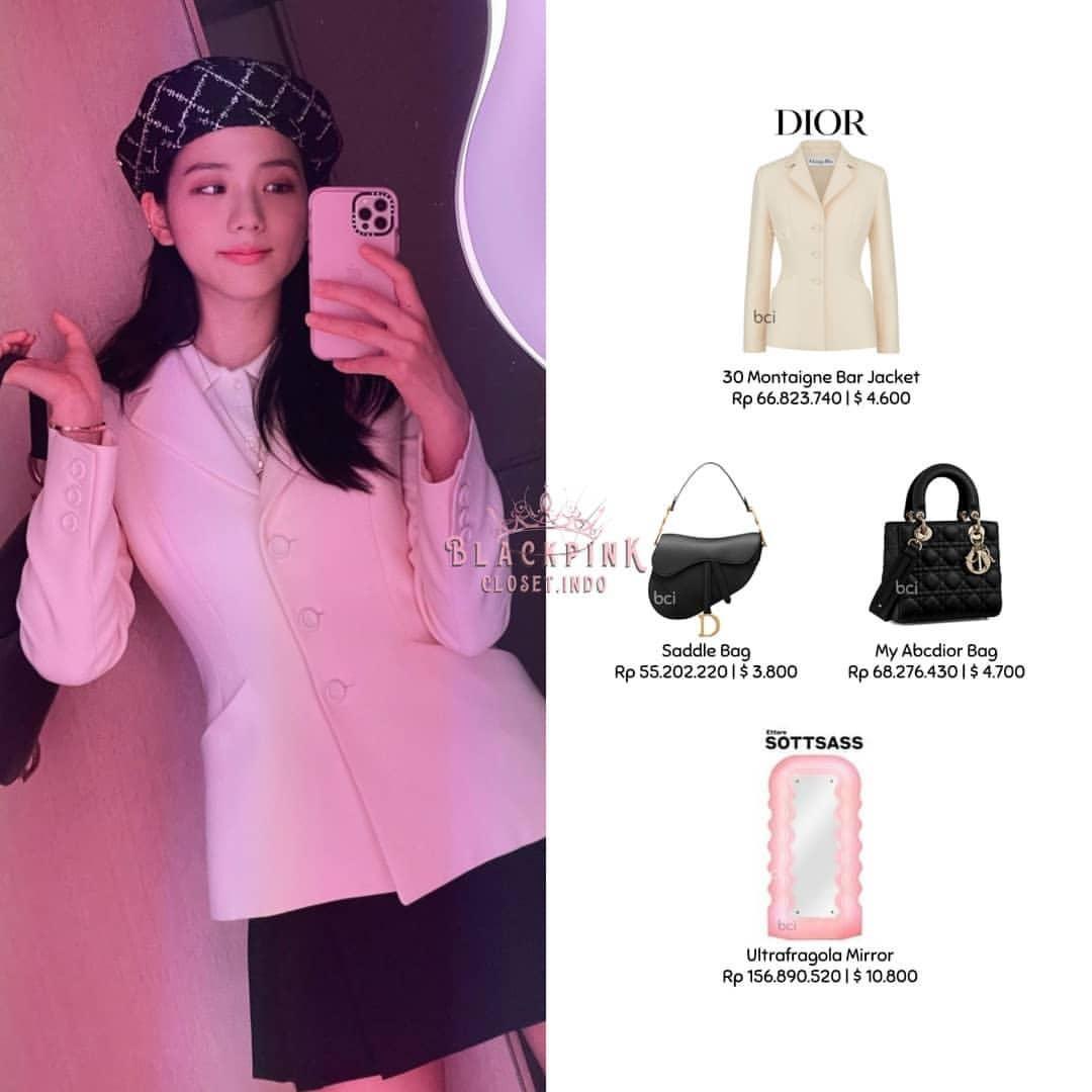 Cùng mặc áo Dior, Khánh Linh và Châu Bùi mix đồ cao tay hơn đại sứ thương hiệu Jisoo ảnh 3