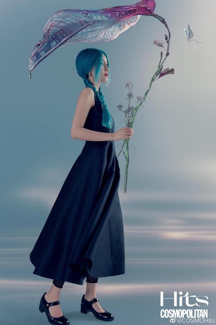 Angela Baby lại lên bìa báo với hình ảnh đậm chất fantasy, Dior có đang quá thiên vị? ảnh 6