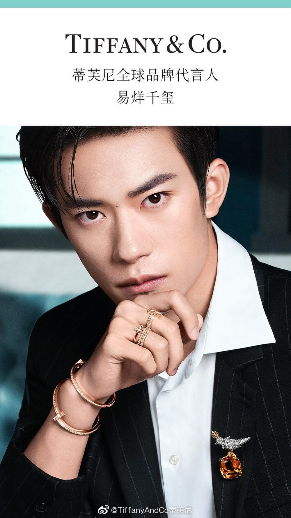 Cùng là đại sứ Tiffany&Co., netizen mong chờ màn hợp tác của Rosé cùng Dịch Dương Thiên Tỉ ảnh 6