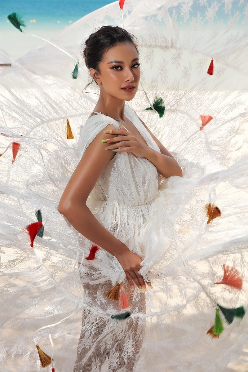 Giảm cân thành công, Á hậu Kim Duyên khoe thân hình thon gọn, sẵn sàng đi thi đấu quốc tế ảnh 8