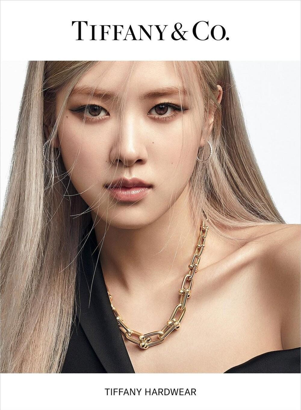 Cùng là đại sứ Tiffany&Co., netizen mong chờ màn hợp tác của Rosé cùng Dịch Dương Thiên Tỉ ảnh 5