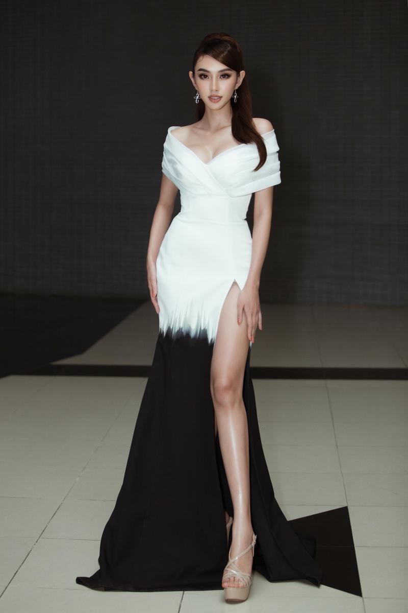 """Hoa hậu Lương Thùy Linh khoe visual chuẩn """"nữ thần"""", chiêu mộ không ít thí sinh Miss World ảnh 6"""