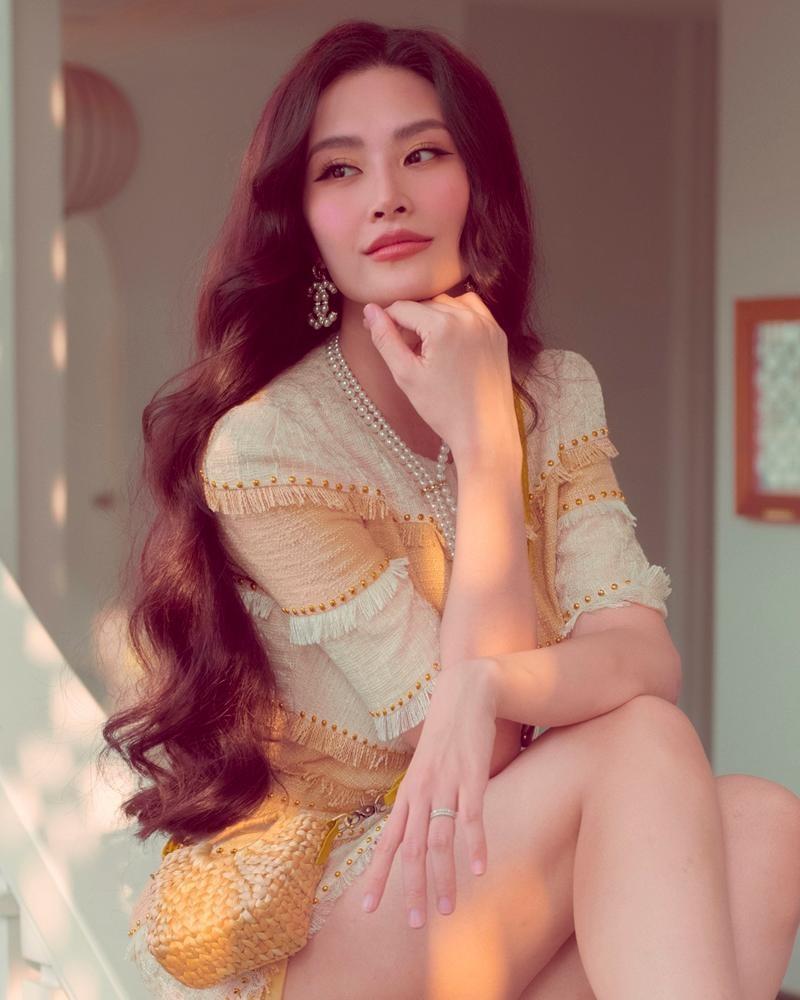 Bé cưng Winnie nhà Đông Nhi siêu đáng yêu khi lần đầu cùng mẹ chụp ảnh thời trang ảnh 6