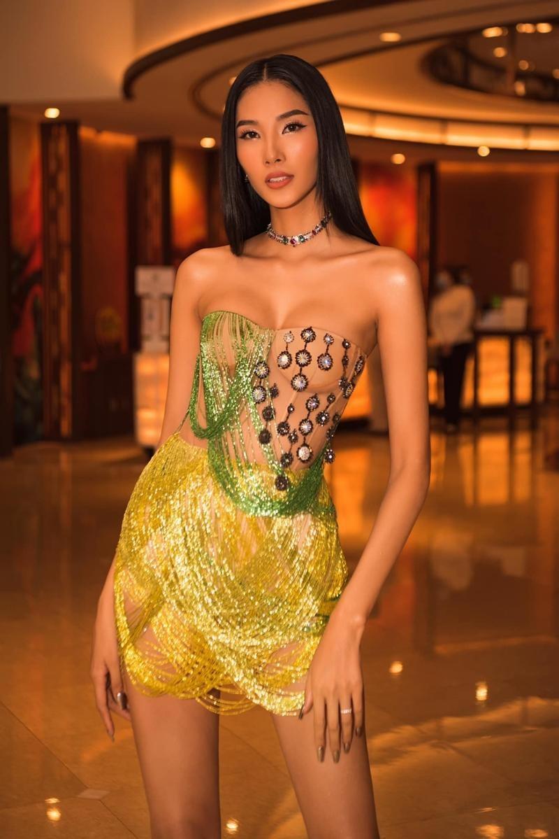 Hoa hậu H'Hen Niê lấn át đàn em trong buổi khởi động tuyển sinh Miss Universe Vietnam 2021 ảnh 6