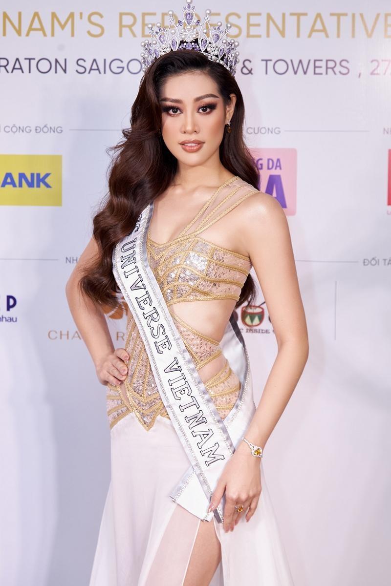 Hoa hậu H'Hen Niê lấn át đàn em trong buổi khởi động tuyển sinh Miss Universe Vietnam 2021 ảnh 2