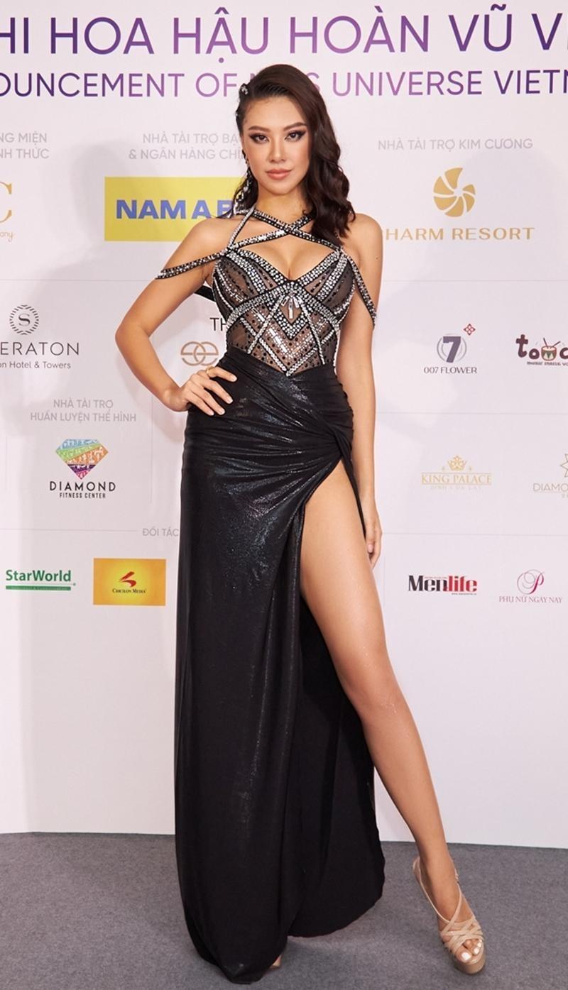Hoa hậu H'Hen Niê lấn át đàn em trong buổi khởi động tuyển sinh Miss Universe Vietnam 2021 ảnh 9