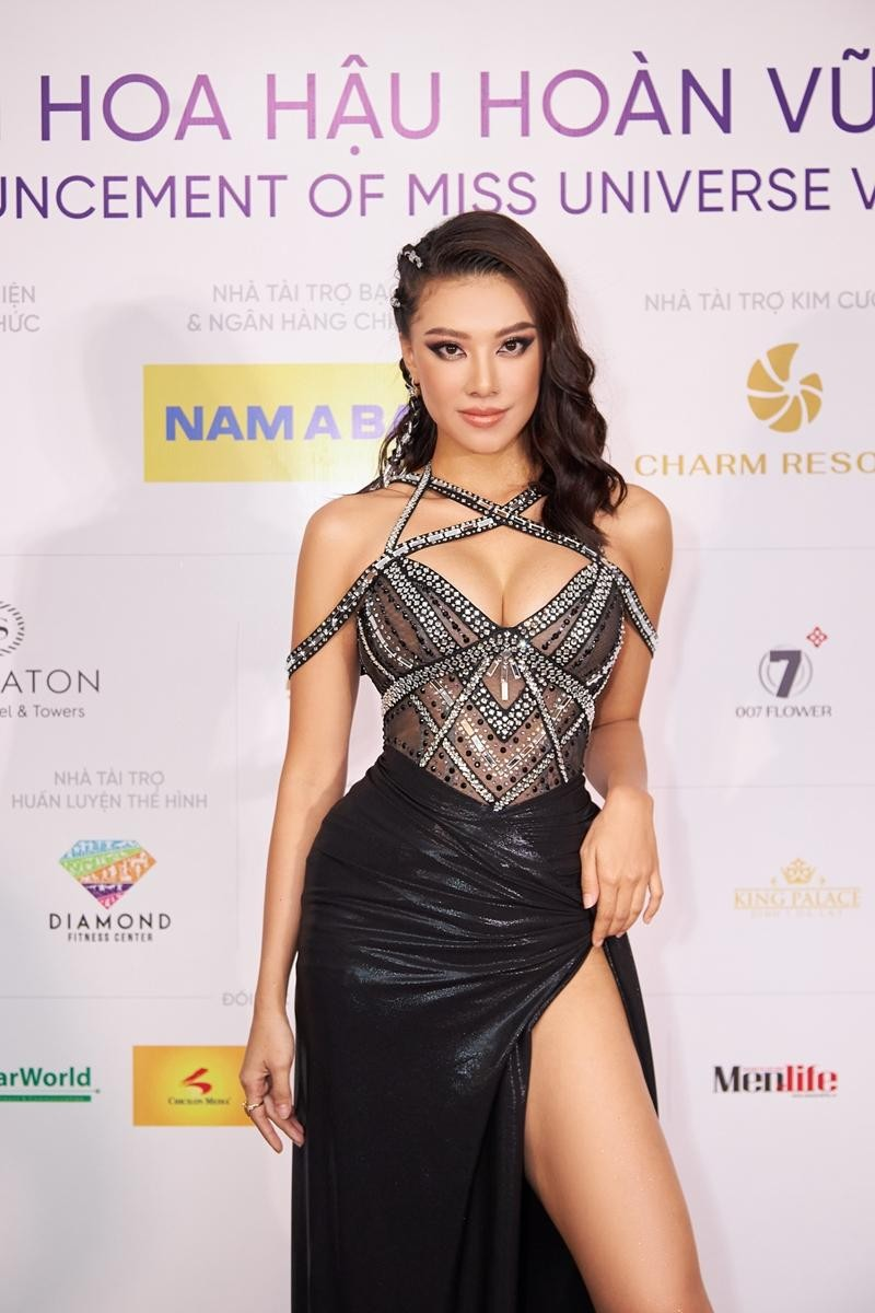 Hoa hậu H'Hen Niê lấn át đàn em trong buổi khởi động tuyển sinh Miss Universe Vietnam 2021 ảnh 8