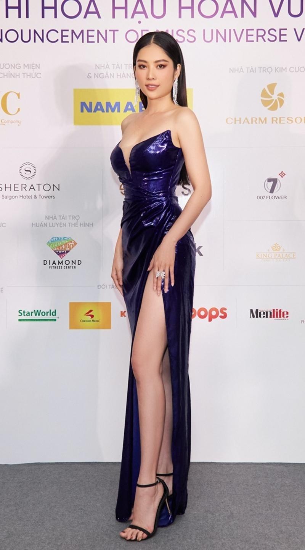 Hoa hậu H'Hen Niê lấn át đàn em trong buổi khởi động tuyển sinh Miss Universe Vietnam 2021 ảnh 11