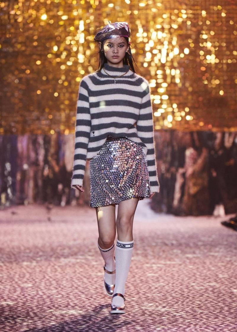 Dior tiếp tục tiết lộ các thiết kế lấy cảm hứng từ Jisoo, netizen tấm tắc khen chuẩn ảnh 10