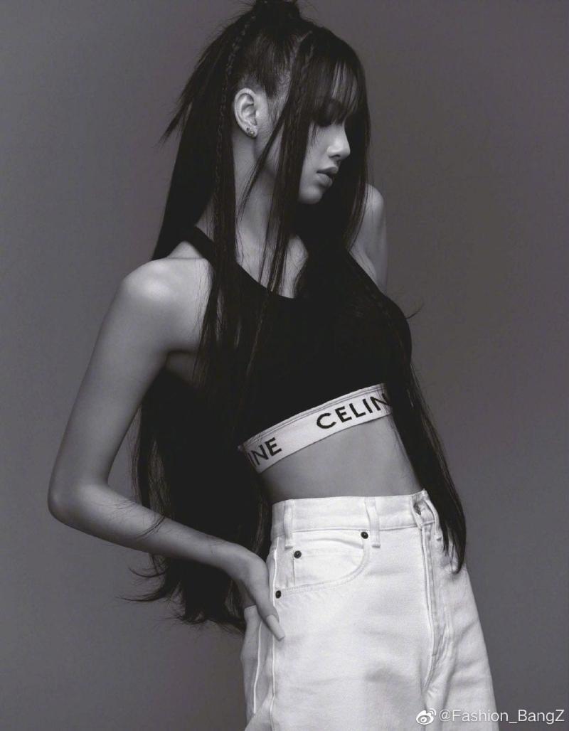 VOGUE Nhật tung bộ ảnh trang trong của Lisa BLACKPINK, tiết lộ điều nữ idol trân quý nhất ảnh 4