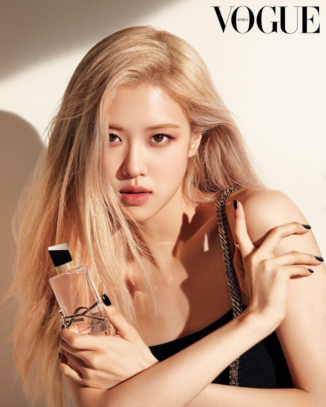 """Rosé BLACKPINK quảng cáo nước hoa YSL, xuất sắc đến mức netizen bảo """"nhìn đã thấy thơm"""" ảnh 3"""
