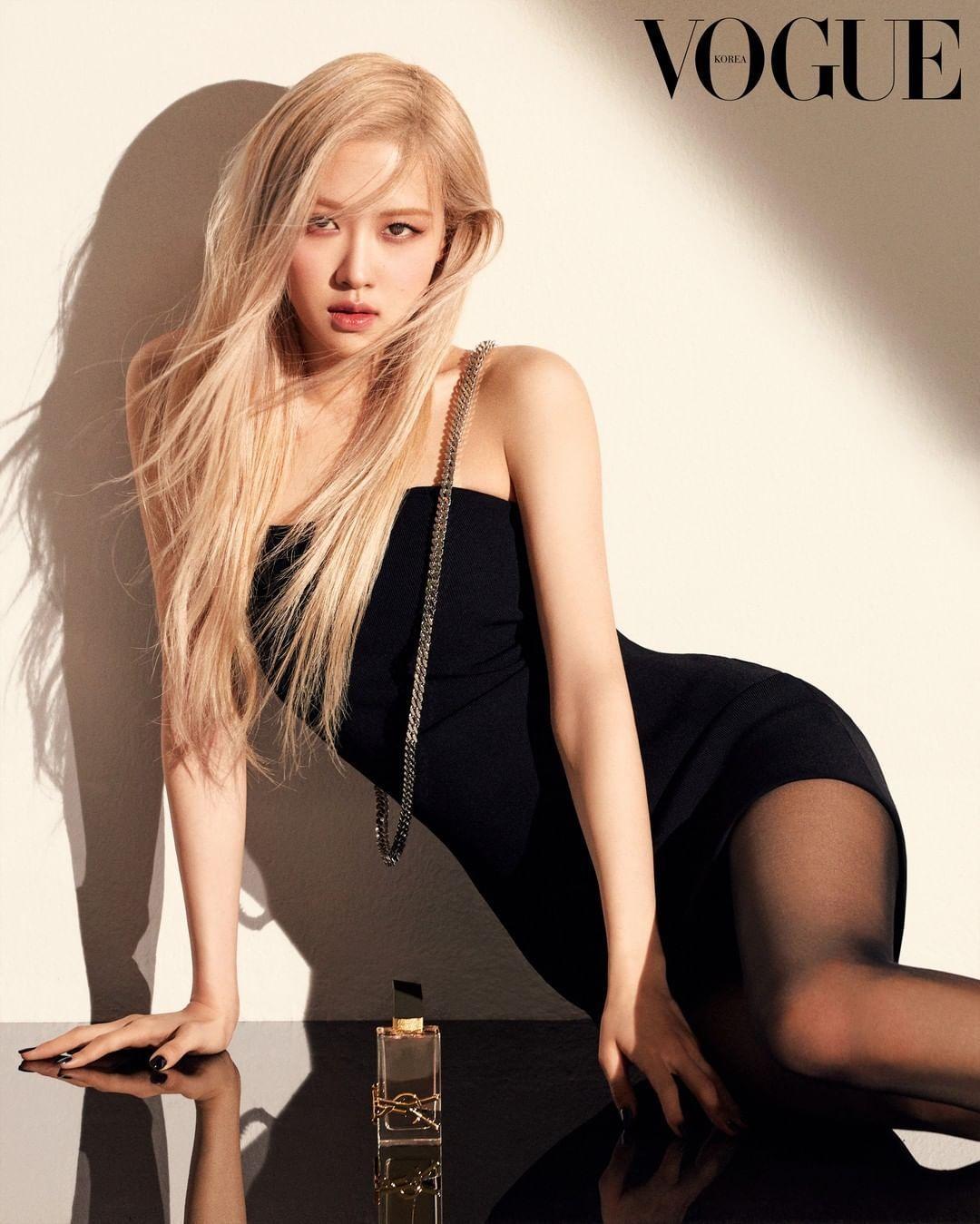 """Rosé BLACKPINK quảng cáo nước hoa YSL, xuất sắc đến mức netizen bảo """"nhìn đã thấy thơm"""" ảnh 5"""